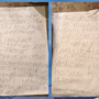 Lincoln County parents upset over letter their children were forced to write