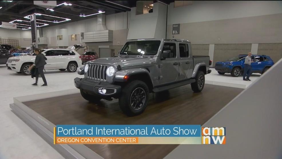Portland Car Show >> 2019 Portland International Auto Show Katu
