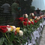 Dads honored, remembered on Father's Day at Vietnam Veterans Memorial